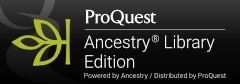 Proquest Ancestry Library Edition