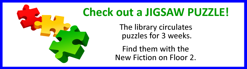 check out a jigsaw puzzle